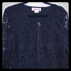 Adorable Lace Cardigan Jacket